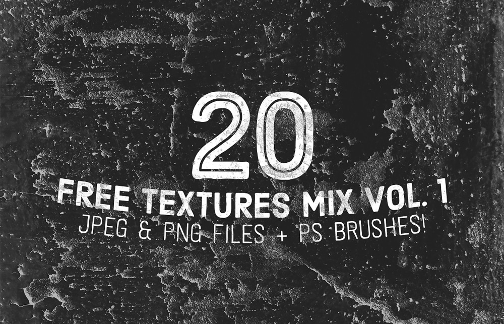 Free Textures & Photoshop Brushes