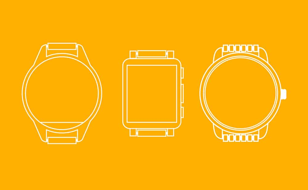 Free-smart-watch-vector