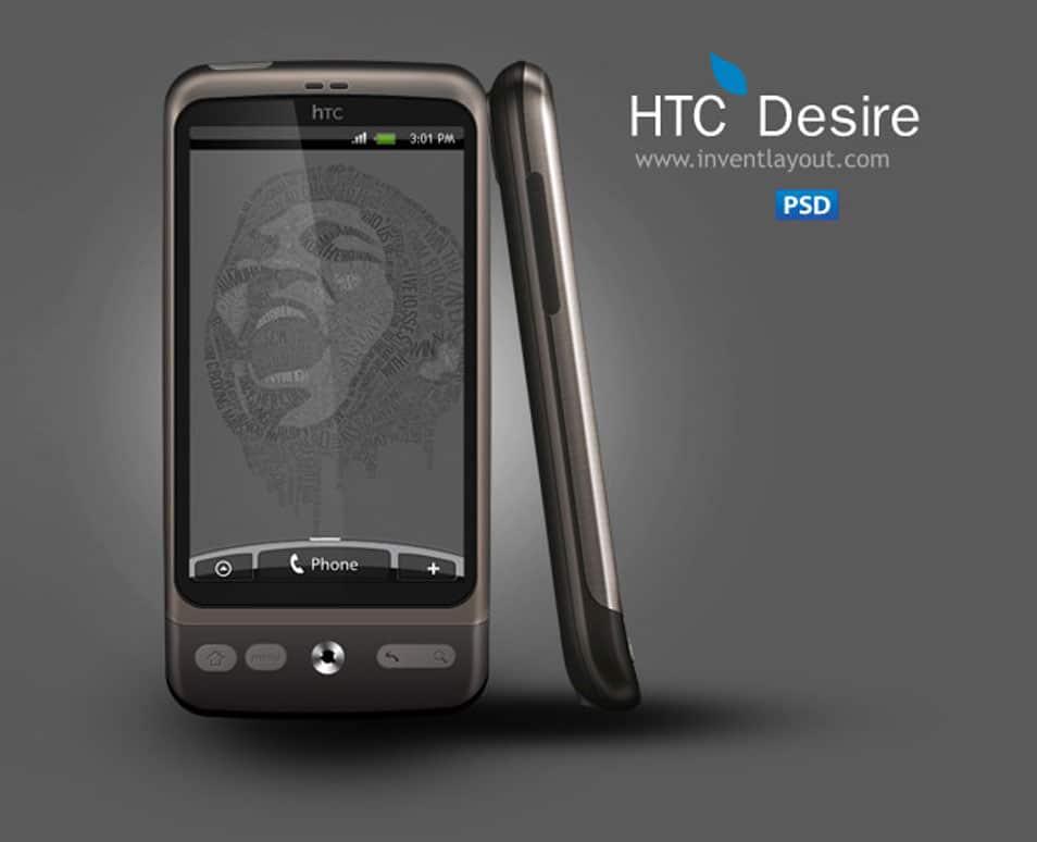 HTC Desire PSD