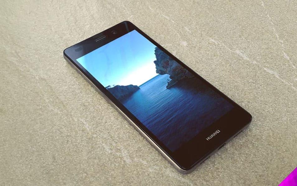 Huawei P8 Lite Mockup
