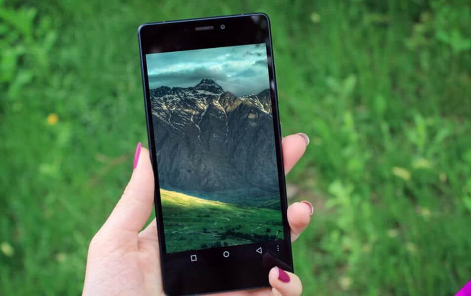 Huawei Phone Mockup
