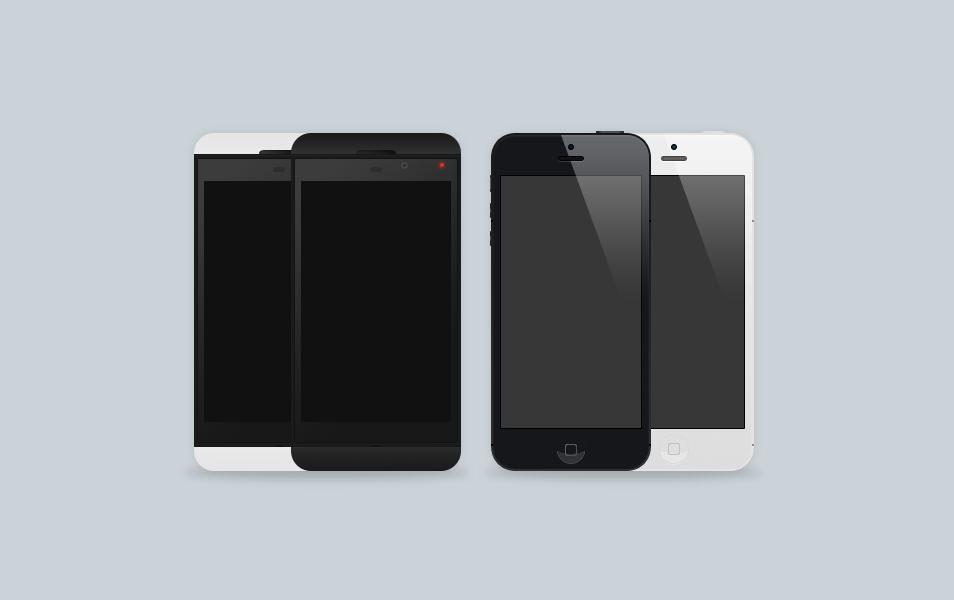 Iphone / BlackBerry