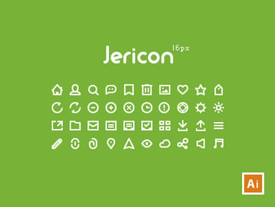 Jericon Mini 16px V1