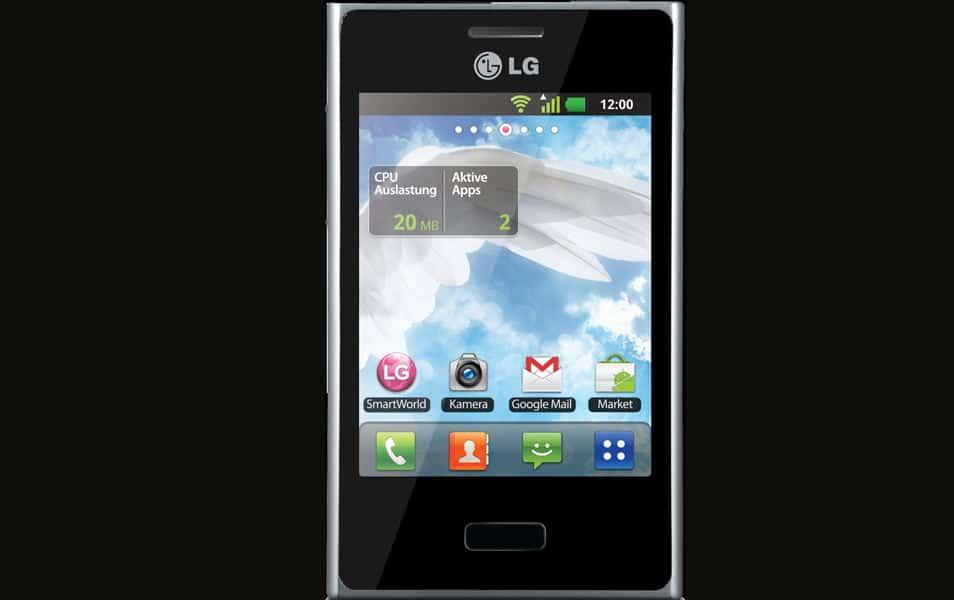 LG Optimus L3 PSD