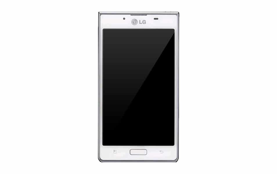 LG Optimus L7 White PSD