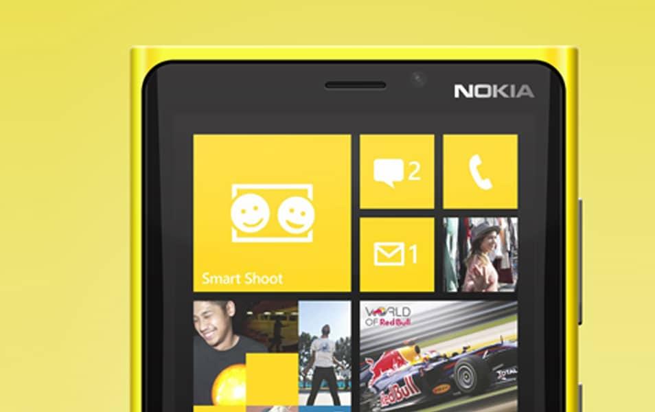 Lumia 920 free psd