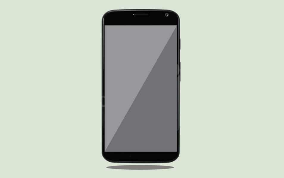 Moto X Black