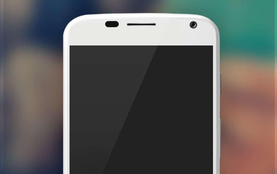 Moto X PSD (White)