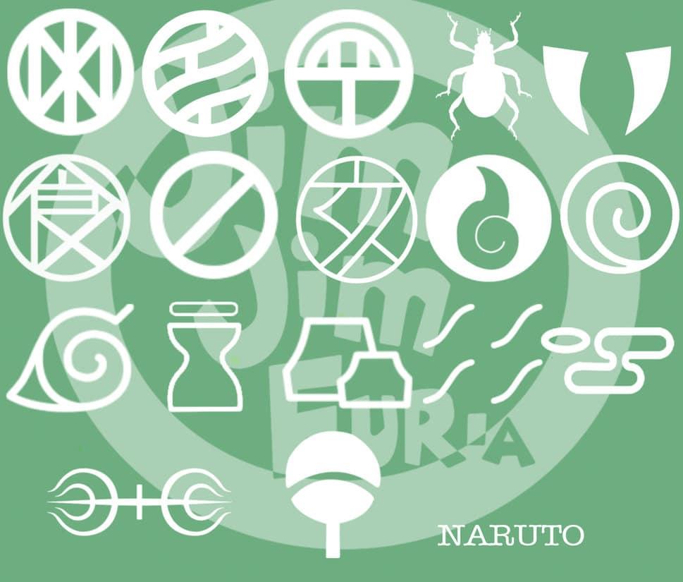 Naruto Brushes