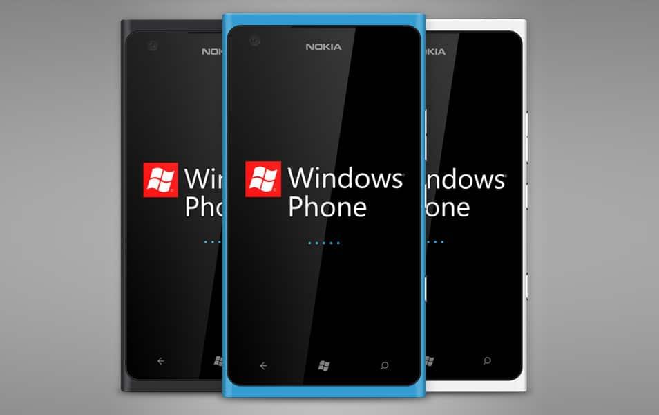 Nokia Lumia 900 PSD