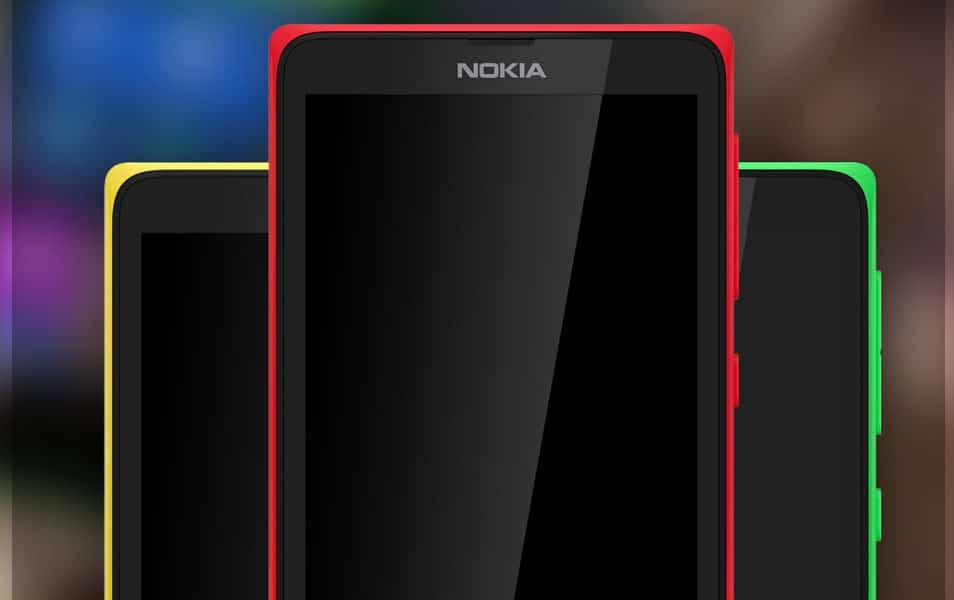 Nokia X PSD
