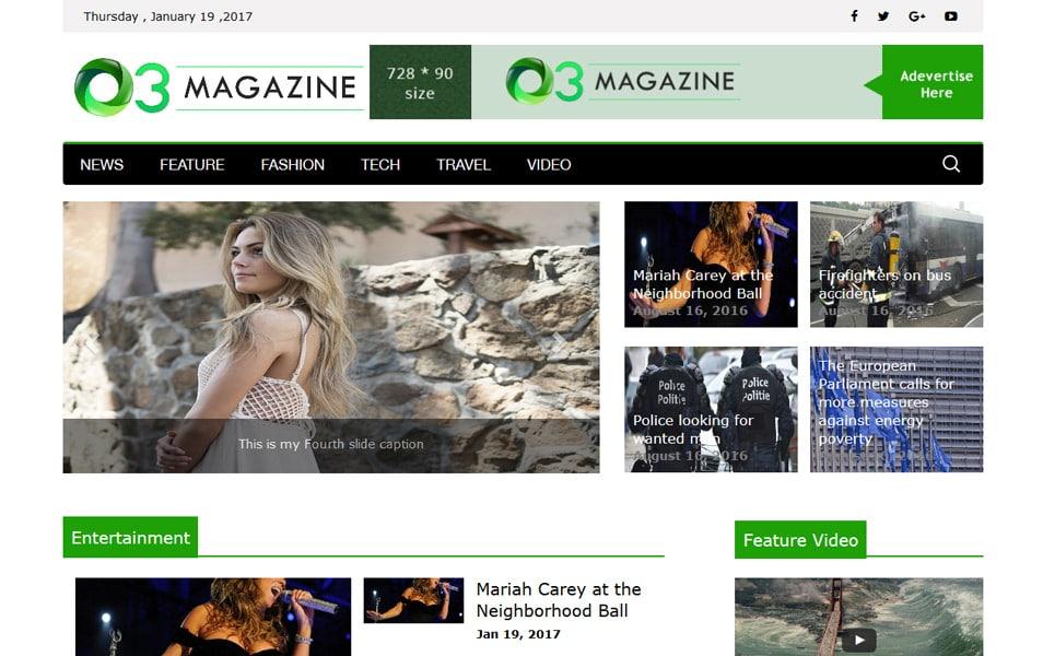 O3Magazine