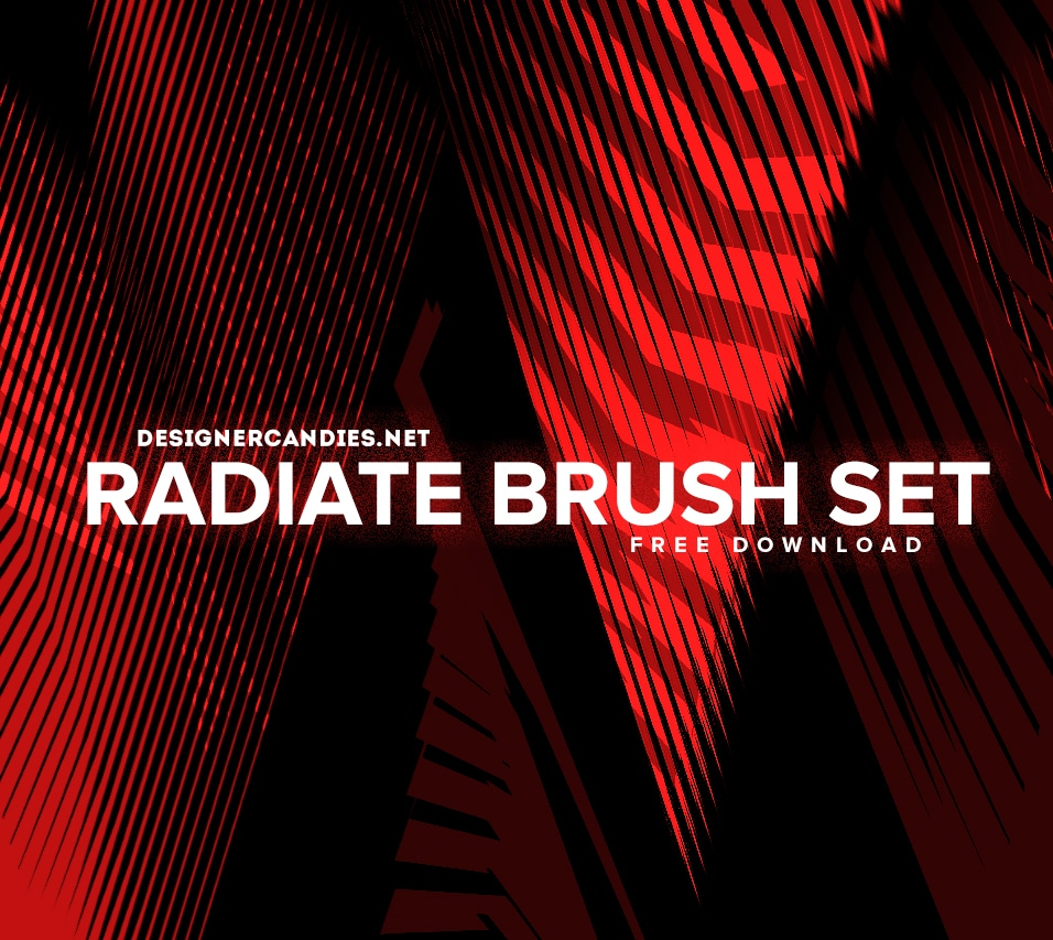 Radiate Brush Set