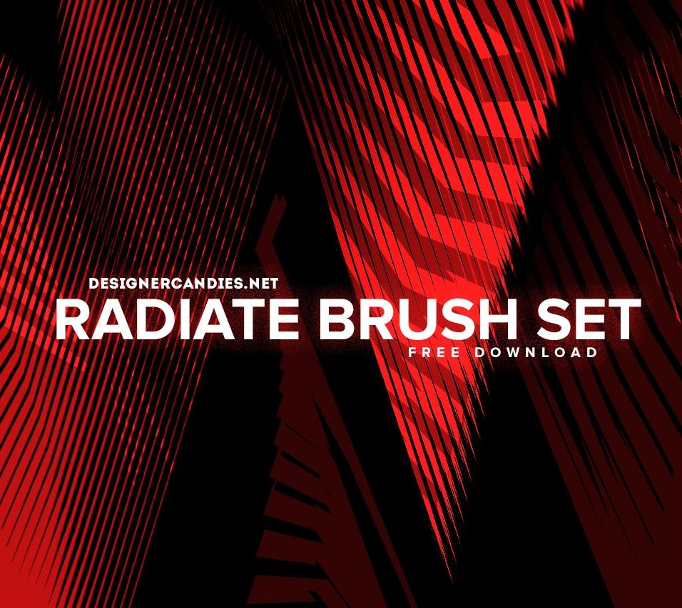 Radiate Brush Set