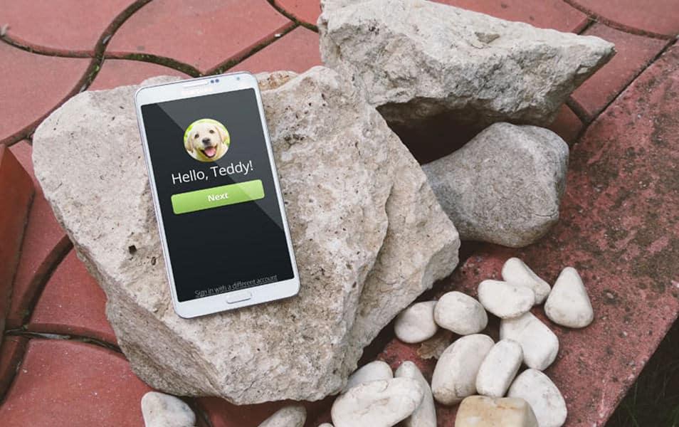 Samsung Galaxy Note 3 Mockup