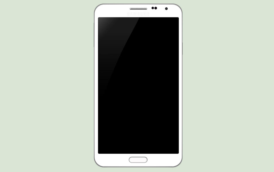 Samsung Galaxy Note 3 Neo psd