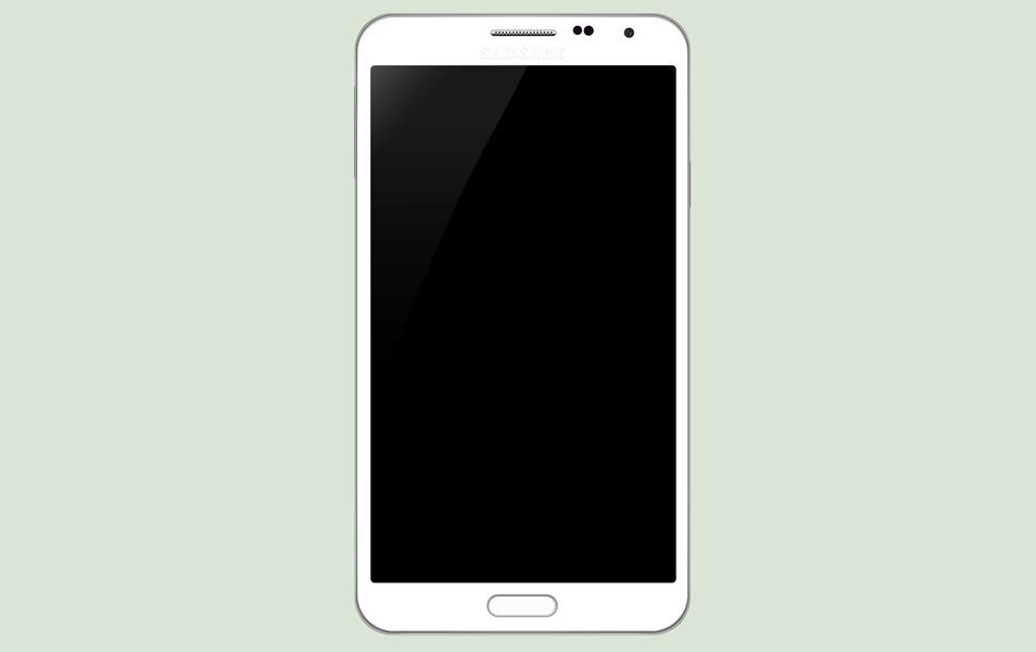 Samsung Galaxy Note 3 Neo psd