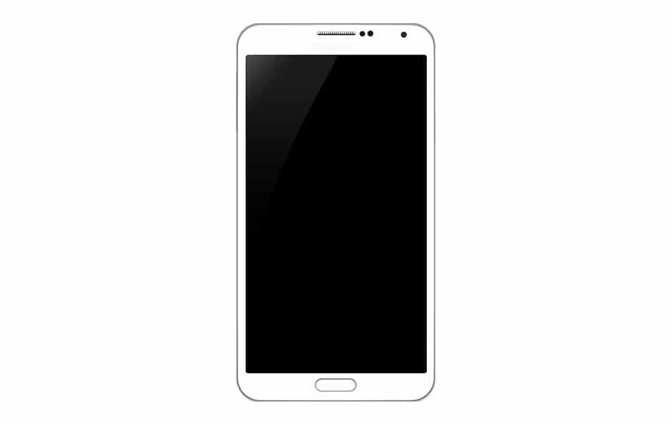 Samsung Galaxy Note 3 psd