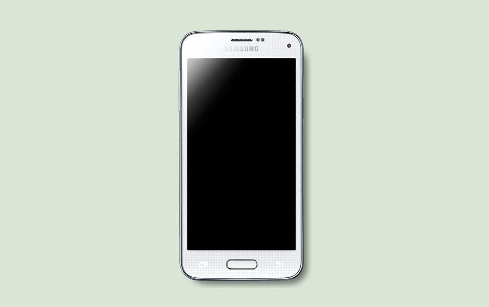 Samsung Galaxy S5 mini psd