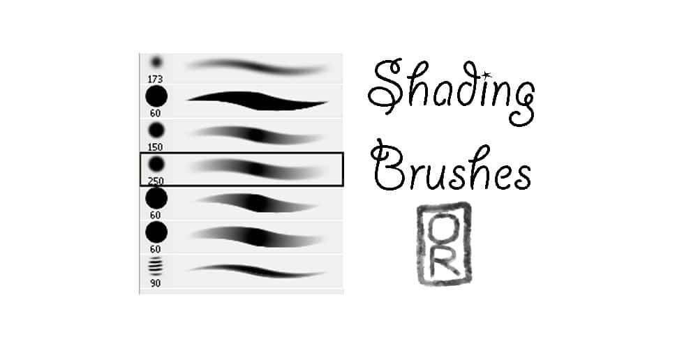 Shading Brushes