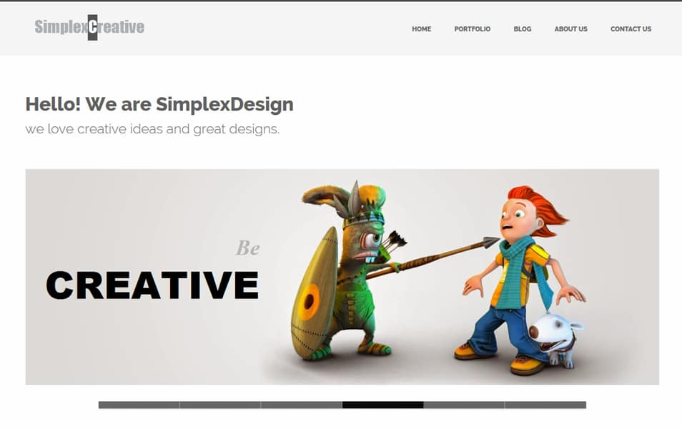 200 best free responsive blogger templates simplexcreative responsive business blogger template accmission Choice Image