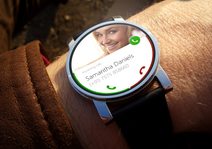 Smart Watch UI