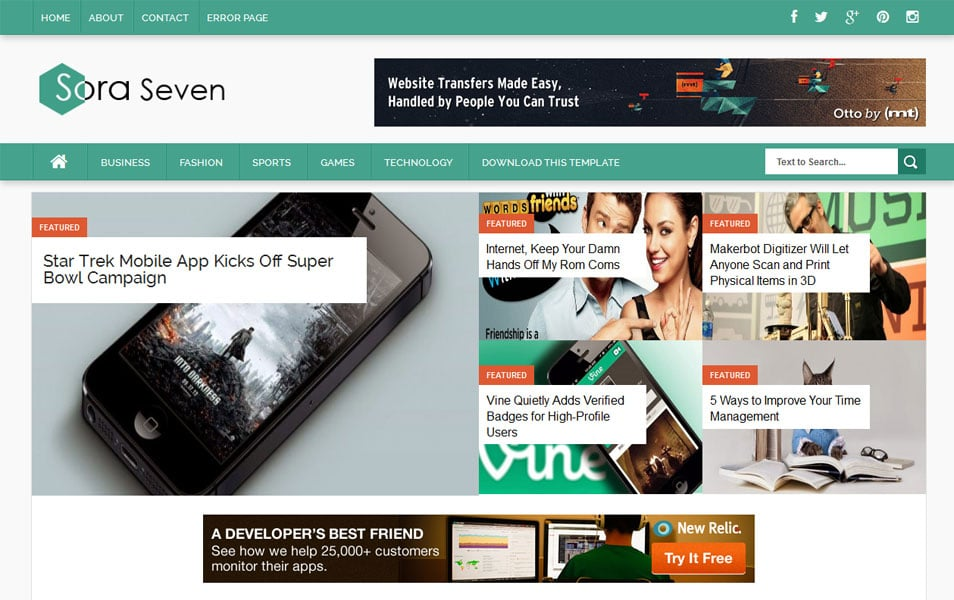 Free template blogger seo responsive putra online template gratis seo responsive sora seven responsive magazine blogger template pronofoot35fo Image collections