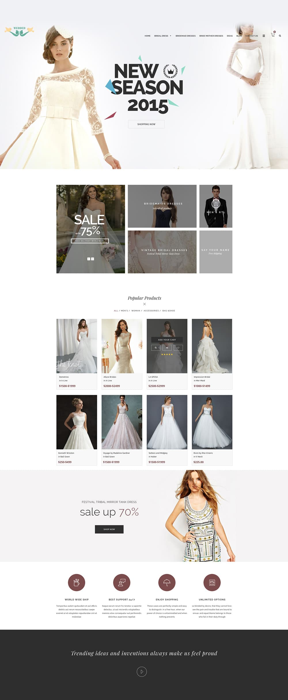 Wedding-Dresses