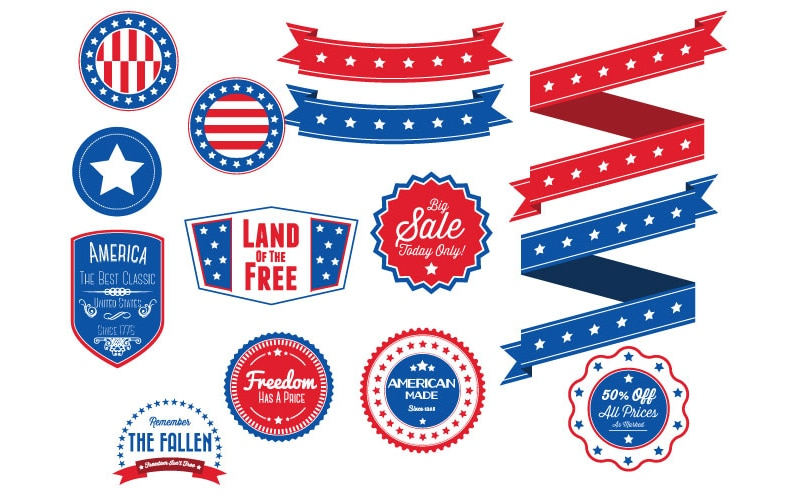 Free America Vector Collection