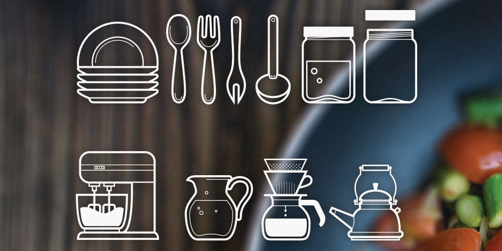 free-cutlery-icon-set