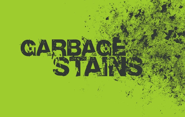 Free Garbage Stain Brushes for PhotoShop