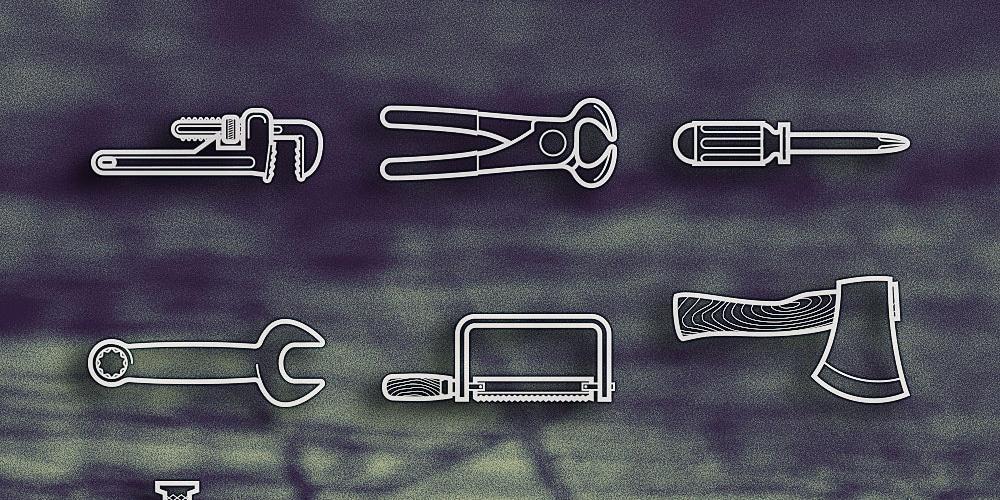 Free Tools Icons