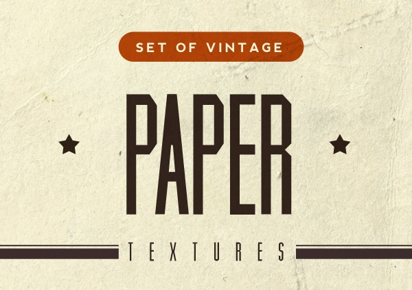 Free Vintage Paper Textures