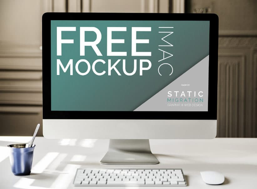 Free Workspace Mockup Design Templates » CSS Author