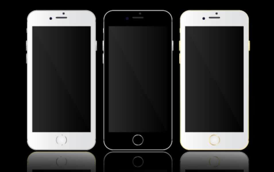 IPhone 6 Mockup template