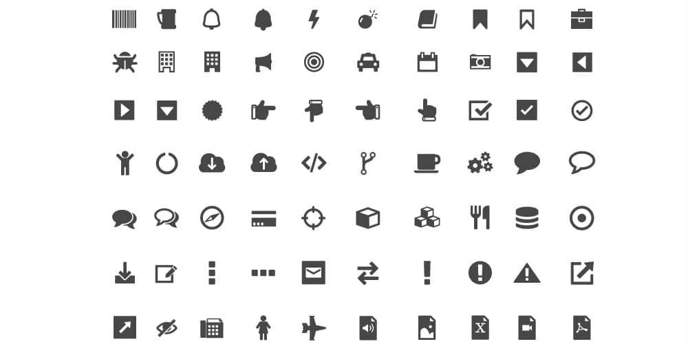 Interfaz Icon
