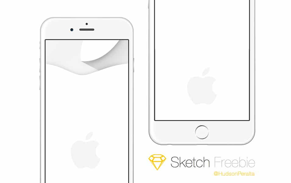 iPhone 6 & 6 Plus .sketch