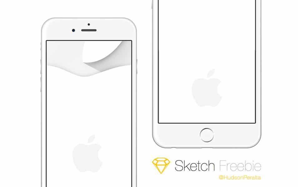 iPhone 6 & 6 Plus .sketch