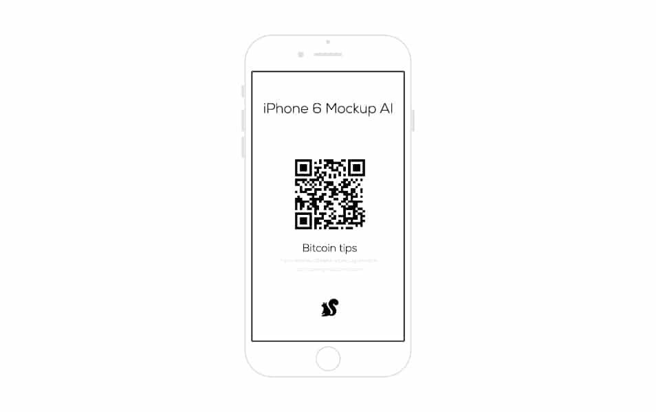 iPhone 6 Mockup AI