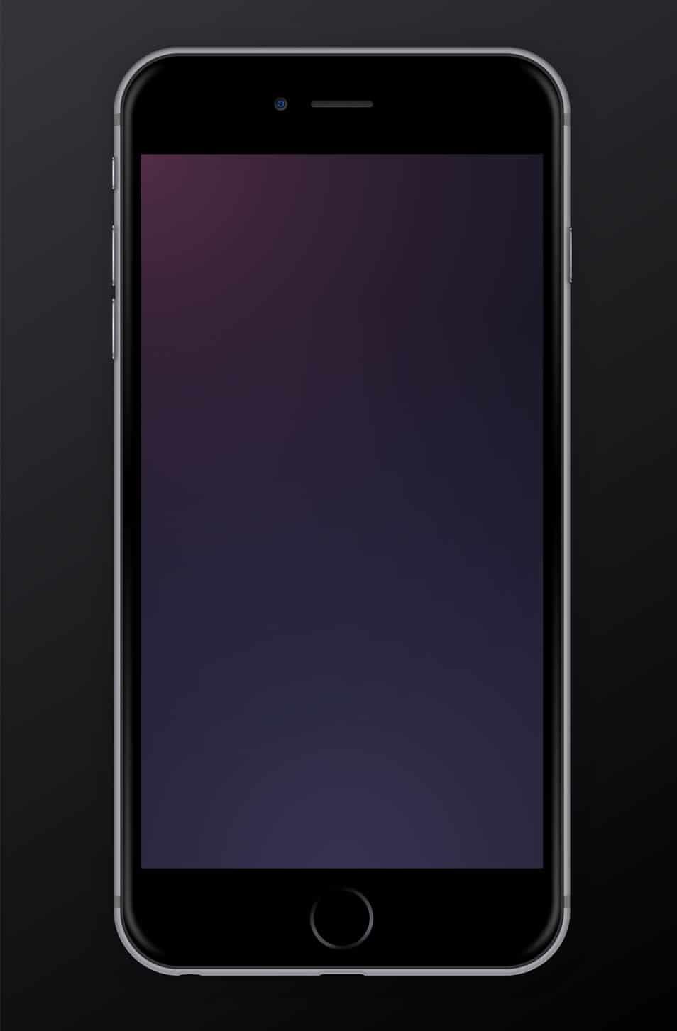 iPhone 6 Plus Sketch