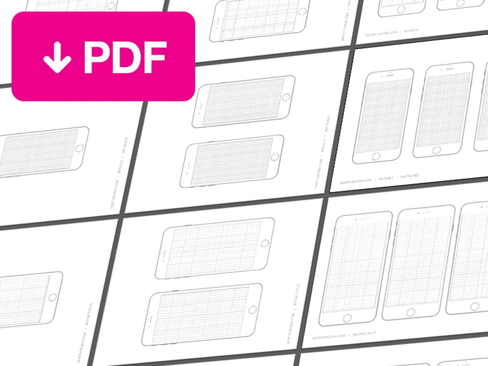 how to create pdf on iphone 7
