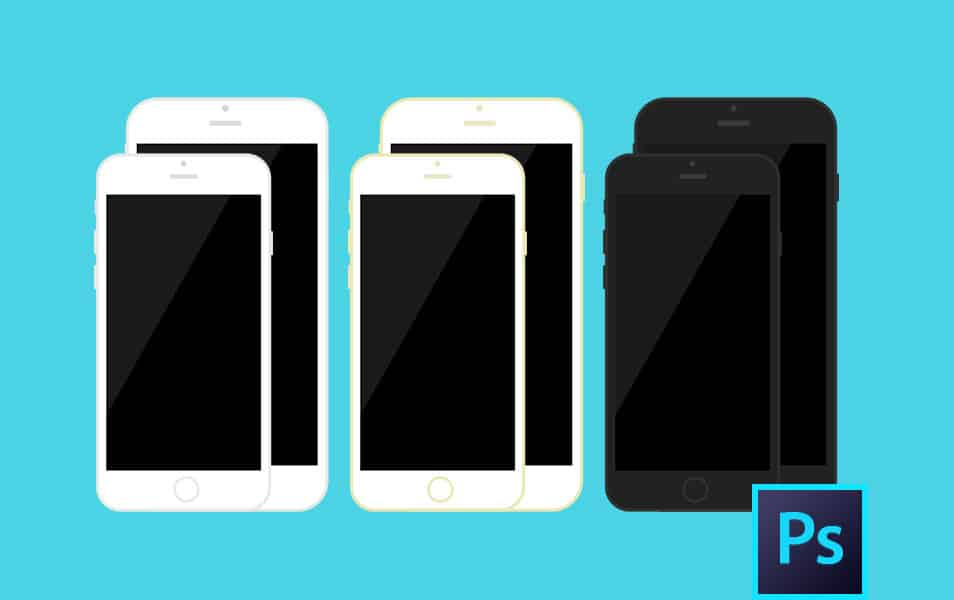 Best IPhone 6 Mockup Design Templates PSD Ai Sketch