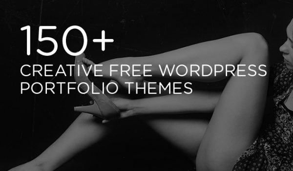 150+ Best Free Wordpress Portfolio Themes