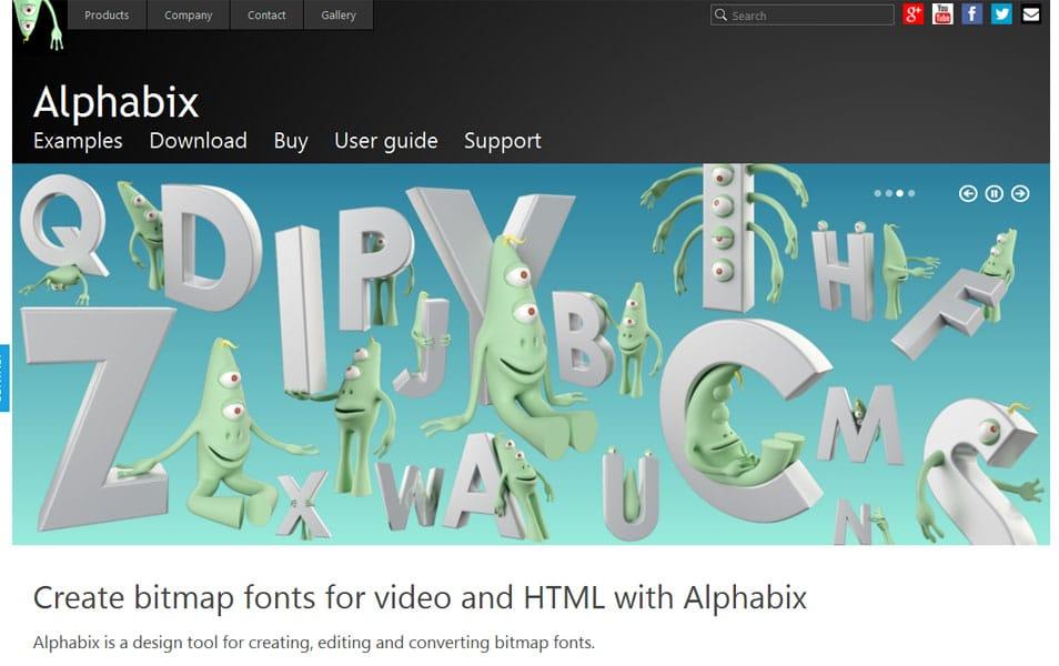 Alphabix