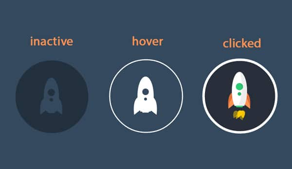 Animate SVG Icons with CSS3 & JavaScript