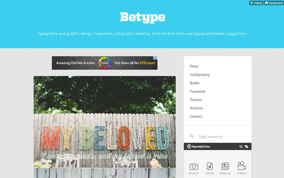 Betype