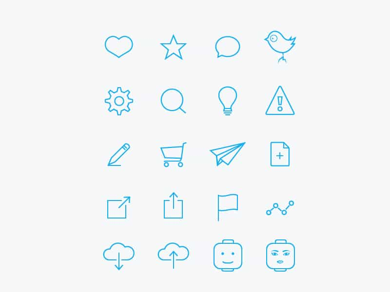 Bollhavet Free Flat Icons
