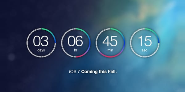 Create a Flat Countdown Timer in Photoshop