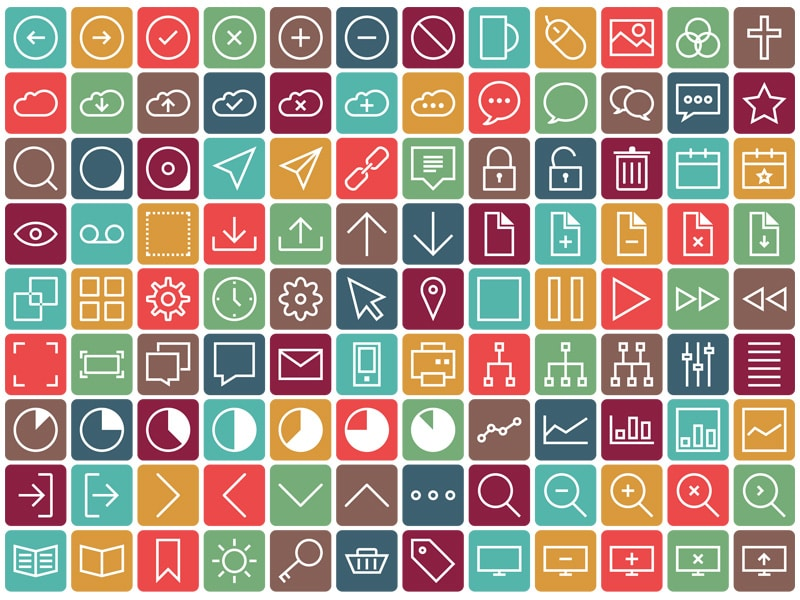 Free Simple and Flat Vector Icons