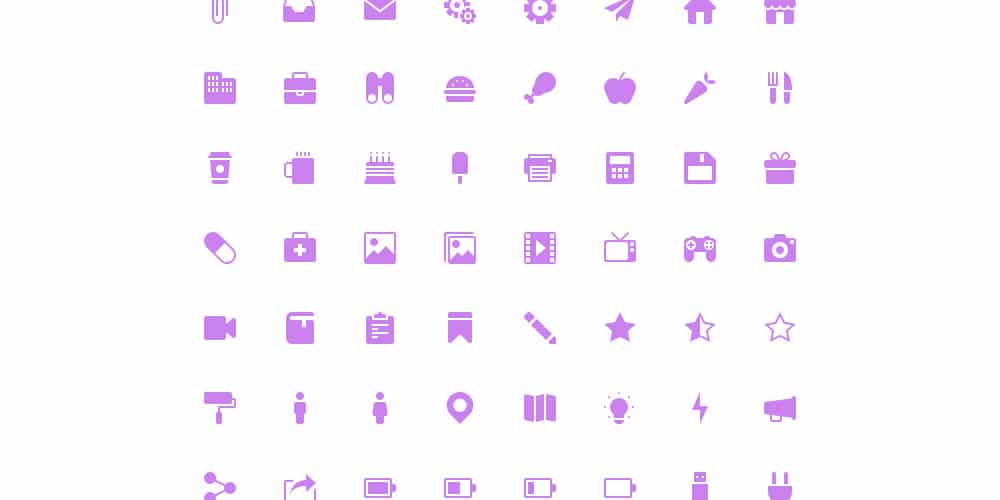 Free Solid Icons